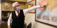Profesör uyardı: #039;Ankara deprem tehlikesi açısından, zannedildiği gibi güvenli bir yerde bulunmuyor#039;