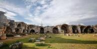 Tarihi Kargıhan Manavgat Belediyesi#039;ne devredildi