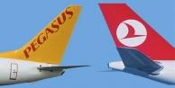 THY ve Pegasus yurt dışına yeni seferler başlatıyor