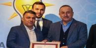 AK Parti İl Kongresine Toklu ve Kadıoğlu damgası