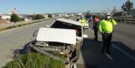 Alanya yolunda alkollü sürücü dehşeti