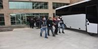 Antalya#039;da eş zamanlı operasyonda aranan 37 kişi yakalandı