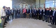 Antalyaspor#039;un yeni başkanı belli oldu