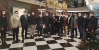 Büyükelçi Raybak MÜSİAD#039;ı ziyaret etti