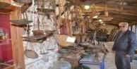 43 yılda topladığı 7 binden fazla materyalle Türk Folklor Müzesi açtı