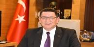 """AESOB Başkanı Dere:  Her türlü çabayı birlik ve beraberlik içerisinde göstermeliyiz"""""""
