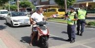 Alanya#039;da hafta sonu yasağa uymayanlara ceza yağdı