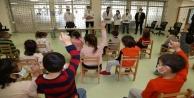 Alanya#039;da minik öğrenciler ağız ve diş taramasından geçti
