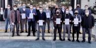 Alanya MHP#039;den savcılığa Aytemiz dilekçesi