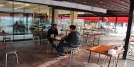 Antalya#039;da kafe ve restoranlar yüzde 50 kapasiteyle hizmete başladı