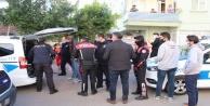 Antalya#039;da pompalı tüfekli ve sallama bıçaklı kavga