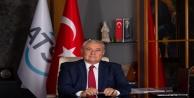 """ATSO Başkanı Çetin: Hizmet sektöründeki yüzde 4,3 daralma Antalyada derinden hissedildi"""""""