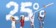 "Corendon Airlines tan Çocuklu Aile Kampanyası"""