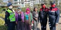 Jandarma Şehit ve Gazi annelerini unutmadı