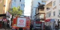 Yangında komşunun duyarlılığı faciayı önledi