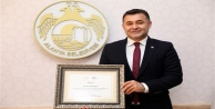 Alanya Belediyesi#039;ne büyük ödül Başkan Yücel#039;in erişebilir yerel yönetim hizmetleri taçlandırıldı