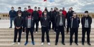 Alanya Belediyespor Anıtkabir#039;de