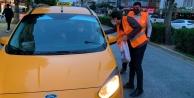 Alanya#039;da trafikte iftara yetişemeyenlere itfariyelik ve su