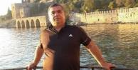 Alanyalı pansiyon işletmecisini ölüm uykuda yakaladı