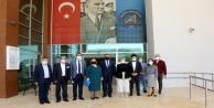 """AÜ Rektörü Özkan:  Kampüsü boş görmek yüreğimi sızlatıyor"""""""
