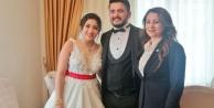Aydoğan#039;ın düğün mutluluğu