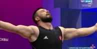 Daniyar Ismailov, Avrupa Halter Şampiyonası#039;nda altın madalyayı rekorla kazandı