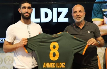 Alanyaspor'dan yeni transfer