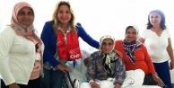 CHP'Lİ BAYANLAR HASTANEDE