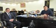 YÜCEL: SYEDRA'YA DESTEĞİMİZ DEVAM EDECEK