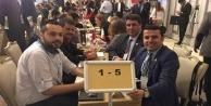 ARAPLARI ALANYA'YA DAVET ETTİ