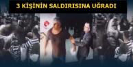 DEVLET HASTANESİ'NDE DOKTORA SALDIRI