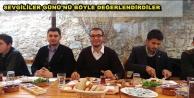 'SEVGİLİMİZLE DEĞİL ALANYA'MIZLA BULUŞTUK'