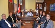 'SOSYAL PROJELERİ DESTEKLİYORUZ'