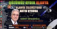 ALANYA TELEVİZYONU (ATV) ARTIK UYDUDA