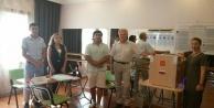 5 bin Rus Alanya'da seçim yapıyor