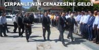 Alihan Kuriş'in vefası