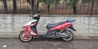 Çalınan motosiklet 2 yıl sona bulundu