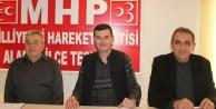 MHP Alanya talimat bekliyor