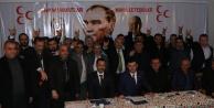 MHP Mahmutlar'da gövde gösterisi yaptı