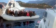 41 Suriyeli göçmen yakalandı