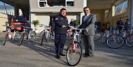 İtfaiyeciler de sağlık için pedallayacak