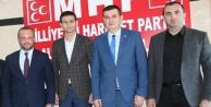 MHP ve Ülkü Ocaklarına ziyaret