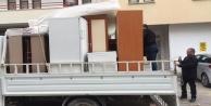 Yardımlar Türkmen Ailesine ulaştı