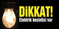 AEDAŞ'tan Alanya'ya kesinti uyarısı
