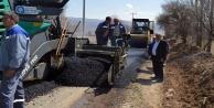 Bozöyük ve Zümrütova'ya sıcak asfalt