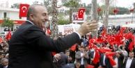 Çavuşoğlu Avrupa'daki Türklere sahip çıktı