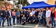 CHP'liler 'Evet' çadırında