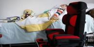 Engelli Taha internetten sipariş kurbanı oldu