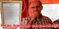MHP'den ihraç edilen Uyar'dan ilk açıklama