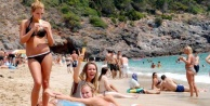 Rus turiste yüzde 750'lik artış